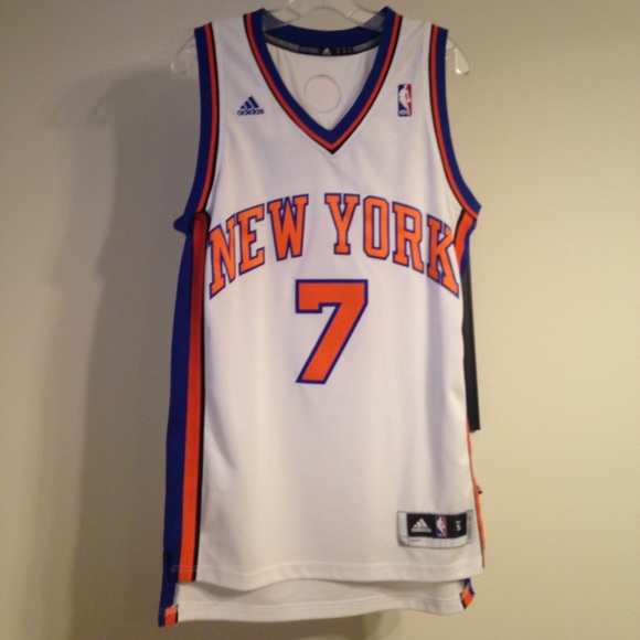 reputable site 05ad9 894b7 NEW YORK Knicks Carmelo Anthony basketball jersey